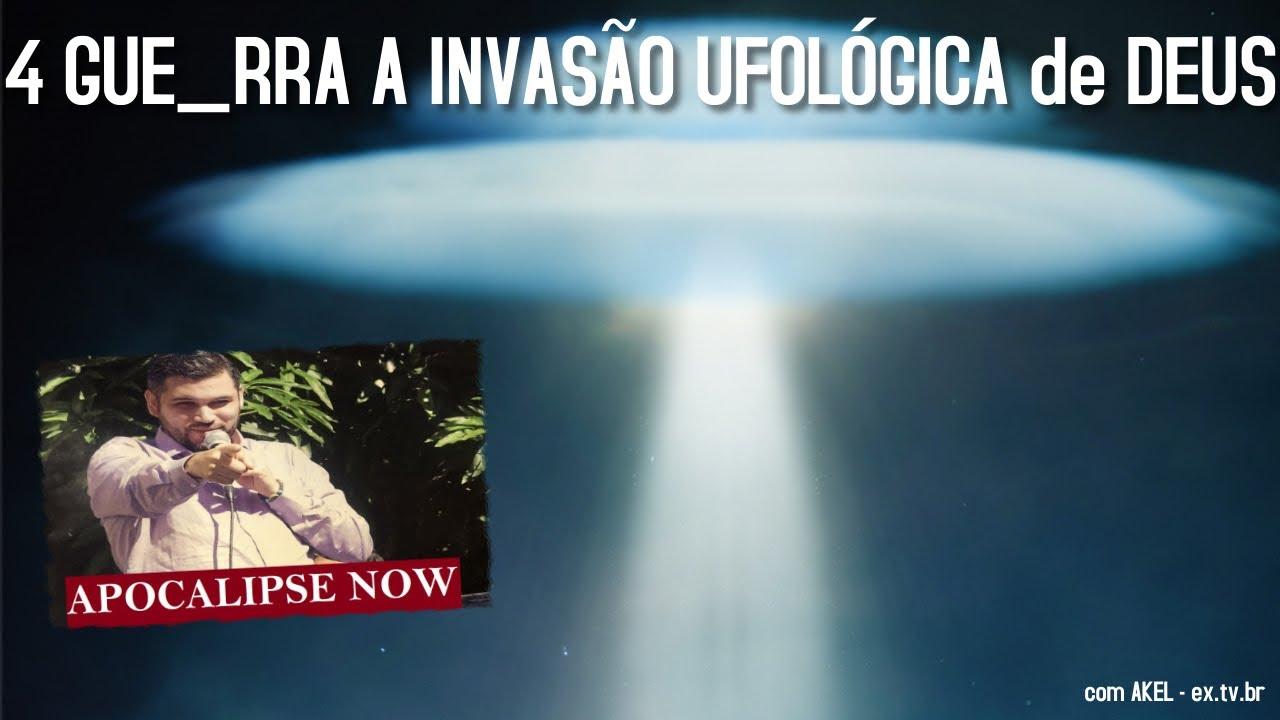 📢 A 4ª Batalha será contra a 'INVASÃO' Alienígena do DEUS UFOLÓGICO 72!