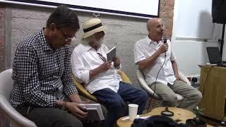 """""""El libro de los senderos olvidados"""". Antología. Gerardo Rivera. MVI 0439"""