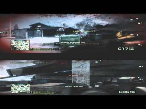 BFBC2: Dual Screen/Dual Commentary on...