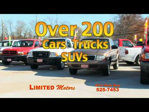 limited motors florence ky winter promotion youtube