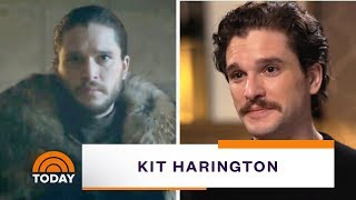 Kit Harington Talks 'Game of Thrones' and 'How To Train Your Dragon' | TODAY
