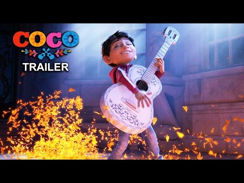 Coco Trailer Español Latino 2017 Youtube