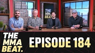 The MMA Beat: Episode 184 thumbnail
