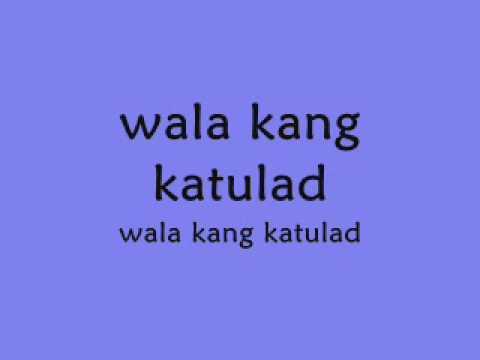 Wala Kang Katulad - Spongecola - YouTube