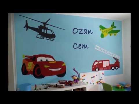 43 ideen für traumhaftes auto kinderbett   modernes kinderzimmer ...