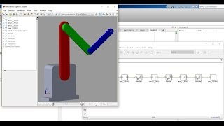 How to import solidworks to simmechanics matlab and adding pid controller to animate the model ...