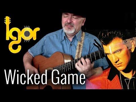 Wiсkеd Gаmе -Igor Presnyakov – acoustic fingerstyle guitar cover