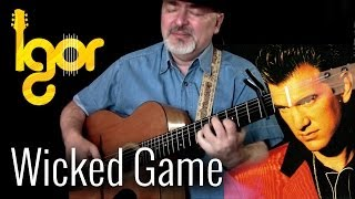 Wiсkеd Gаmе -Igor Presnyakov - acoustic fingerstyle guitar cover