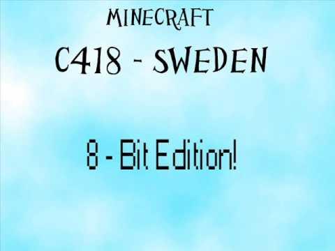 8-Bit Remakes: C418 - Sweden