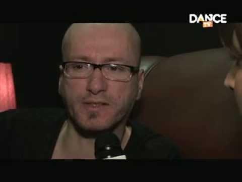 Dance TV interviews Steve Parker in Lisbon