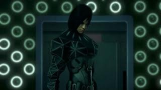 Deus Ex: Human Revolution - Второй босс Елена Фёдорова
