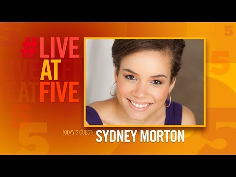 Broadway.com #LiveatFive with Sydney Morton of