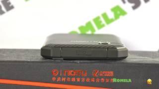 Видео обзор защищенного смартфона  Nomu S30