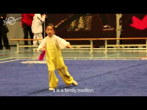 interview with Tai Chi Champions, Rubis and Etienne Nguyen FRANCE