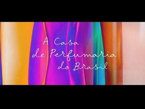 Natura A Casa de Perfumaria do Brasil - YouTube - photo#37