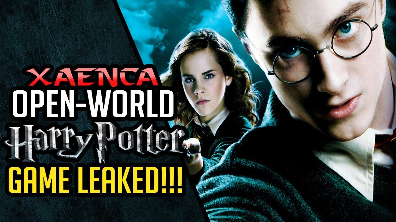 Leaked Gameplay Footage Reveals New Open-World Action RPG Harry Potter Game  | Xaenca