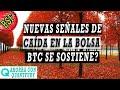 Bitcoin ¡CAE! ¿PRÓXIMOS TARGETS?  Btc/Criptomonedas/BITCOIN en Español