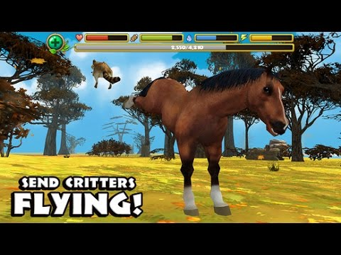 Wild Horse Simulator By Gluten Free Games - Part 3 - Compatible with iPhone, iPad,