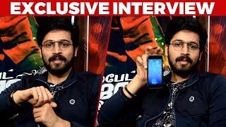 harish kalyan interview | Ispade Rajavum Idhaya Raniyum | harishkalyan | shilpamanjunath | episode-3