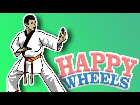 видео: САМУРАЙ ФЕЙЛ | Happy Wheels