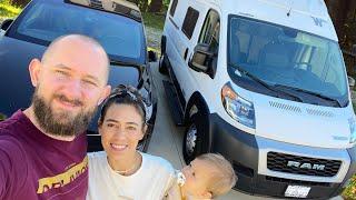 We Bought A Camper Van!