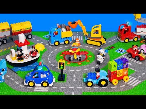 Lego Duplo játékautók
