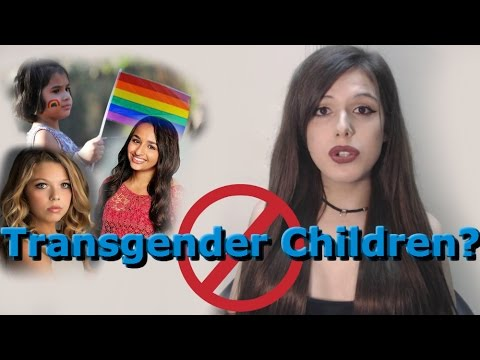 Thumbnail: Transgender Children? NO.