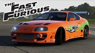 Forza Motorsport 6 - EVERY FAST & THE FURIOUS CAR