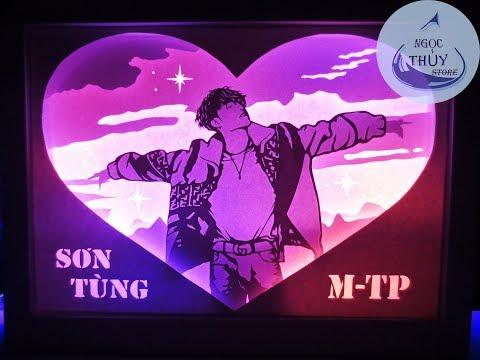 Papercut Lightbox NNT: Sơn Tùng M-TP (Hãy trao cho anh)