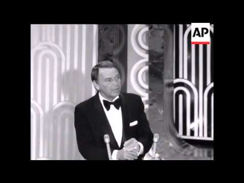 1971 HOLLYWOOD OSCAR AWARDS - NO SOUND