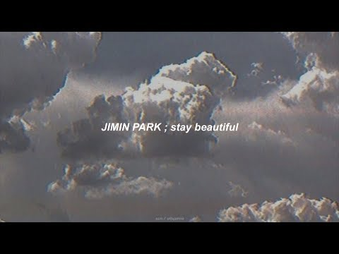 Jimin Park (박지민) - Stay Beautiful (JAMIE Ver.) (Lyrics)