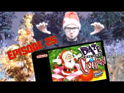 EPISODE 25:  Daze Before Christmas [Bierbaron Gaming]