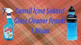 Video Camsil İçme Şakası - Glass Cleaner Prank - 1 Nisan download MP3, 3GP, MP4, WEBM, AVI, FLV Desember 2017