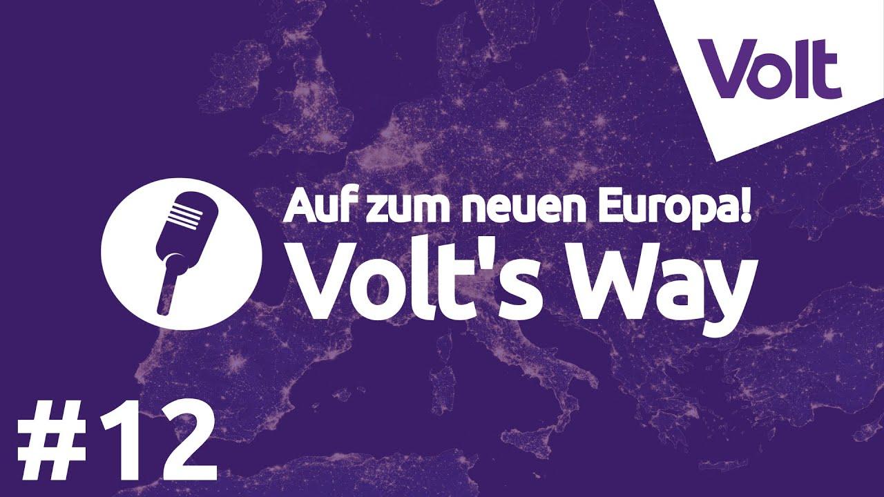 YouTube: München - Europa vor deiner Haustür - Auf zum neuen Europa - Volt´s Way
