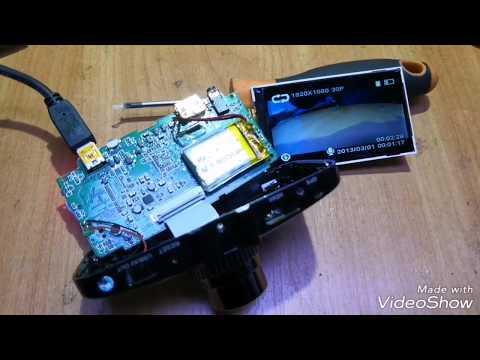 Ремонт видео регистраторов Ritmix Avr827