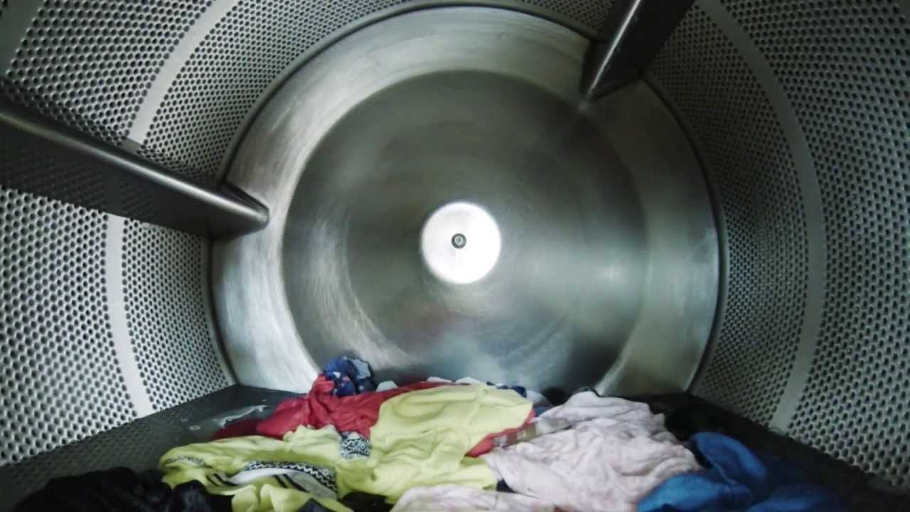 Washing Machine Inside ~ Gopro hero inside washing machine youtube