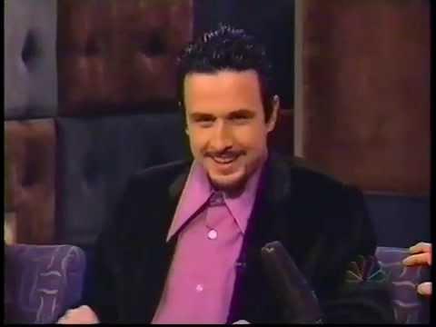 David Arquette on Conan 19961226