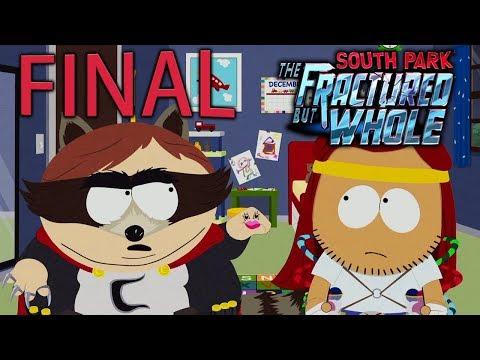 South Park The Fractured But Whole - FINAL ÉPICO!!!!! [ PS4 Pro - Playthrough ]