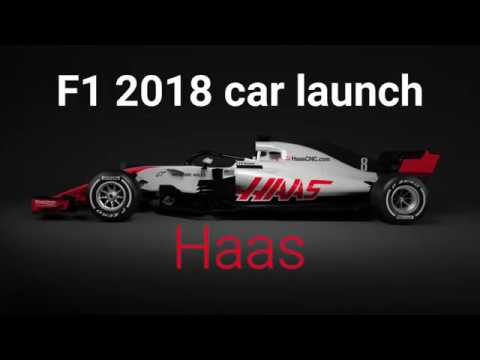 haas-launches-2018-f1-car