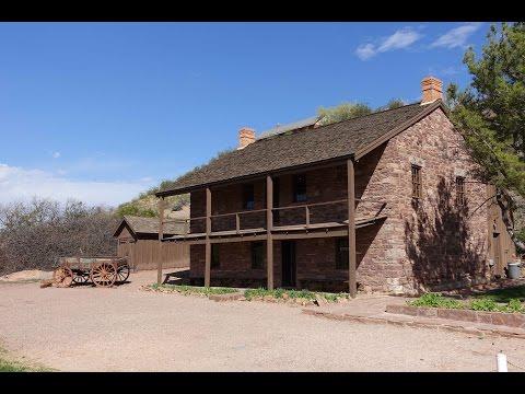 Jacob Hamblin Farm in 360 Naked Mormon History Tour