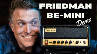 Friedman BE-MINI Solid-State Guitar Amp Demo