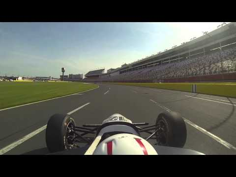 Mario Andretti Experience - Charlotte Motor Speedway 173.80 MPH