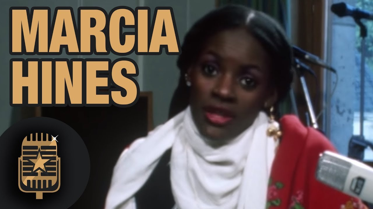 Marcia Hines wishes the TopPop viewers in Holland a prosperous 1982 • Celebrity Interviews