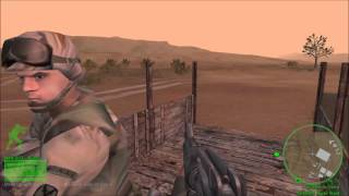Delta Force Black Hawk Down: Mission 3 (River Raid)