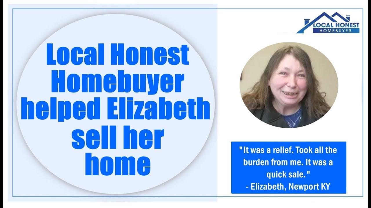 Local Honest Homebuyer bought Elizabeth's Newport house fast for cash