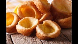 Fantastic Yorkshire Pudding Recipe British Food - Super Crispy Yorkies