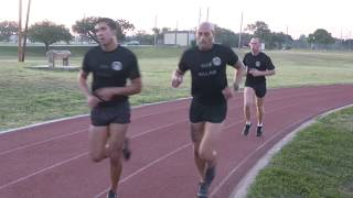 TACP Candidates Physical Fitness Training