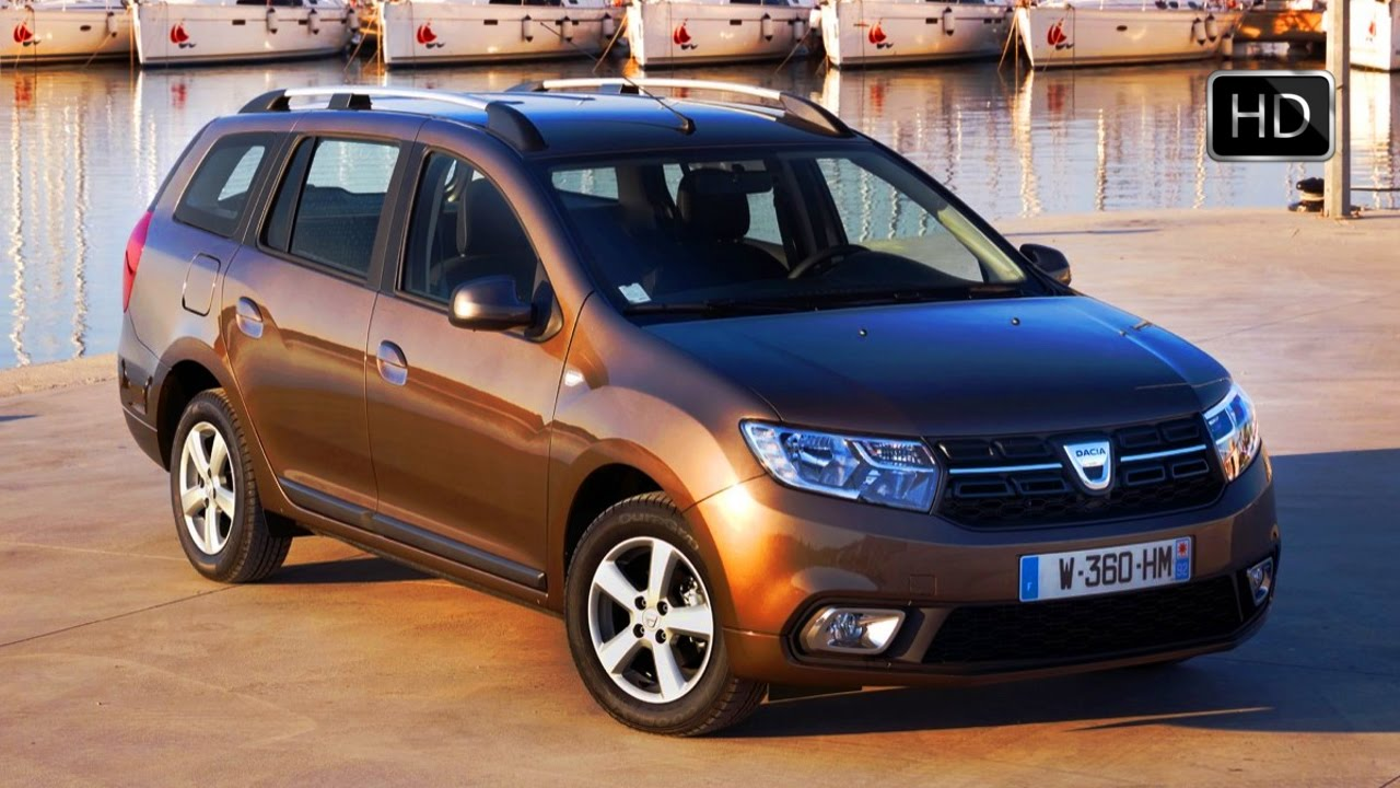 2017 Dacia Logan MCV Exterior   Interior Design & Road Test Drive HD