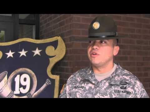 Infantry Basic Training