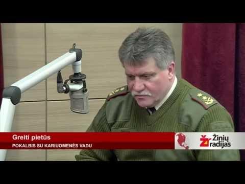 """""""Greiti Pietūs"""": Algis Ramanauskas ir Jonas Vytautas Žukas"""